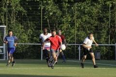 Fußballtraining mit dem BSV Fortuna