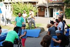 2. Sporttag 2016: Verkehrserziehung und Rad