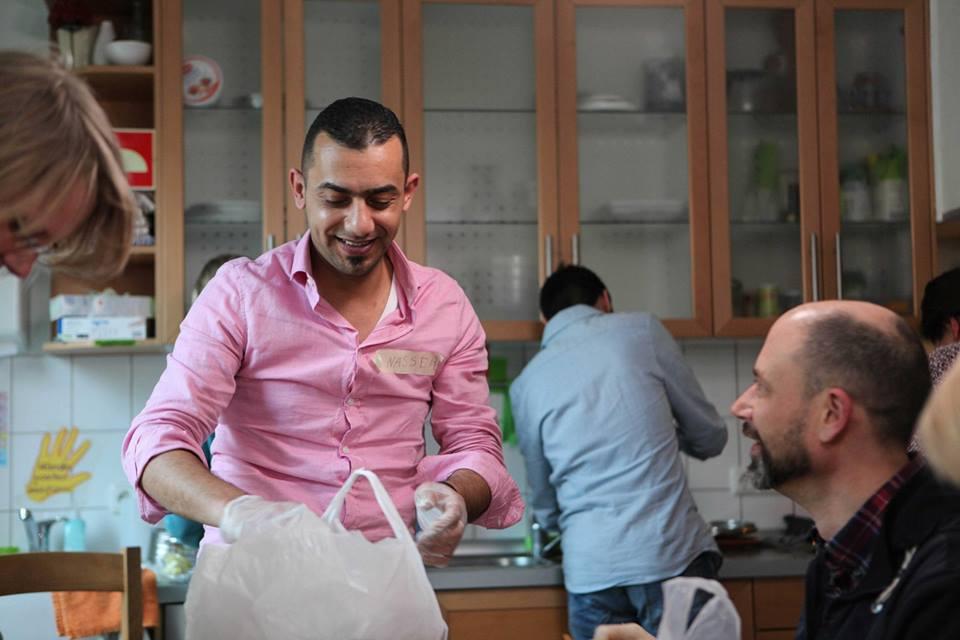 Syrischer Kochabend