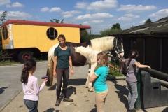 Ferienfreizeit 2016: Pferde und Indianer